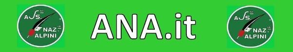 Pagina Ufficiale Associazione Nazionale Alpini